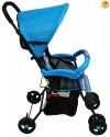Custom: Baby Buggy Stroller (Blue)